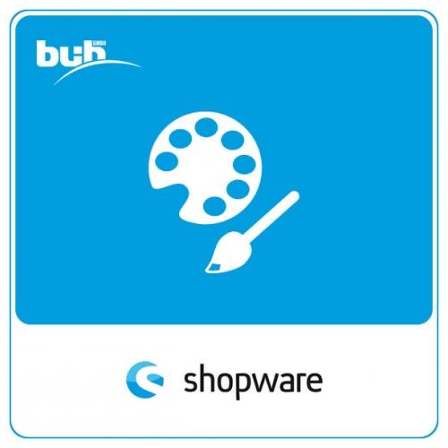 Farben für Kategorien für Shopware