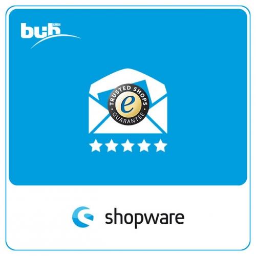 Trusted Shops Bewertungsaufforderung für Shopware 5