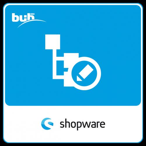 Kategorielisten in EKW für Shopware 5