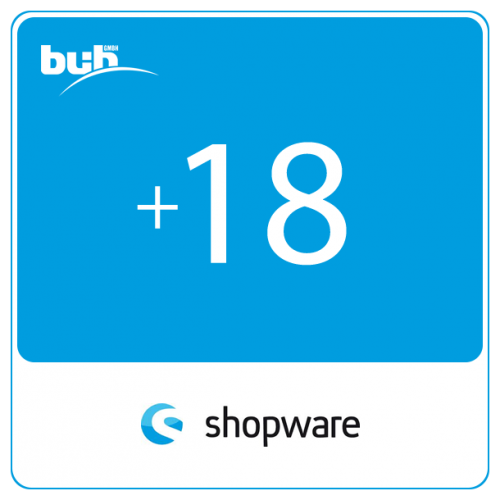 Altersprüfung für Shopware