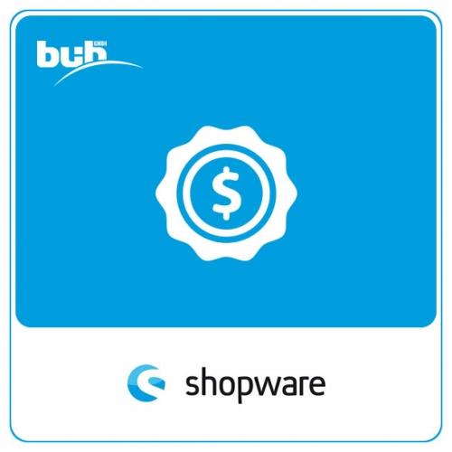 Preis auf Anfrage für Shopware