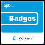 Individuelle Badges